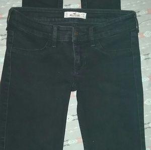 Hollister Jeans - Black Hollister Jeggings